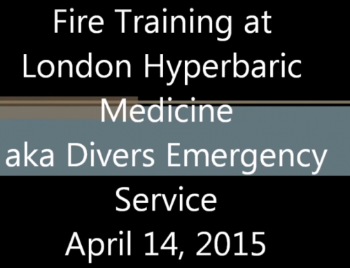 Educational Videos – Hyperbaric Chamber Fire Training