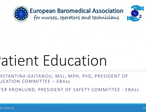 Protected: Safety Manager course – Patient Education
